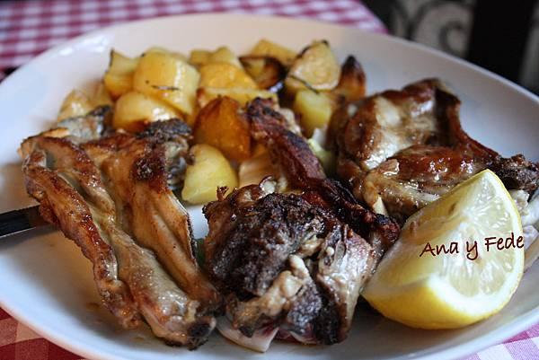安娜和弗列德的廚房La Cocina de Ana y Fede_Roma 11