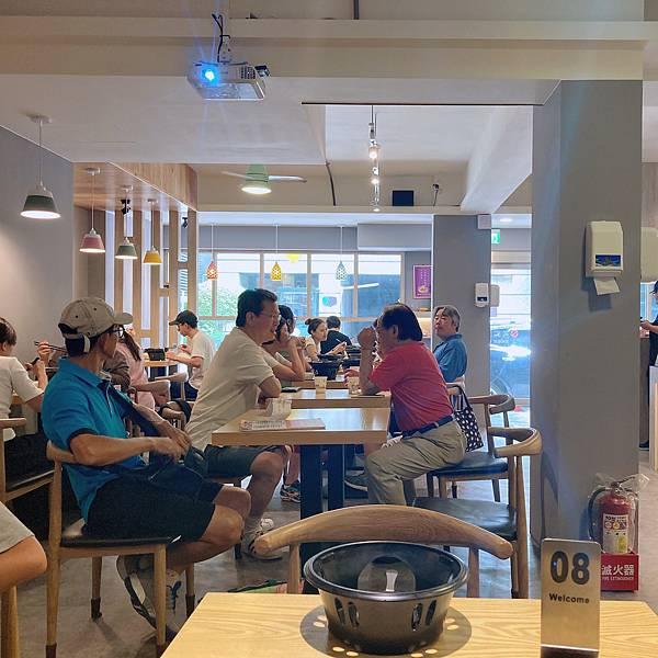 台北 內湖 燒肉火鍋  小石鍋 店03.JPG