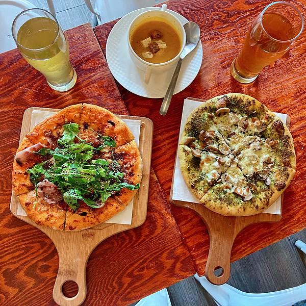 台北 大同區 中山站 承德路 Pizza La Bocca 義式手作披薩.JPG