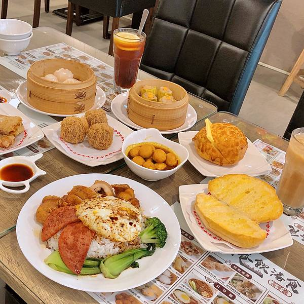 台北 中山區 港式 港飲港食茶餐廳.JPG