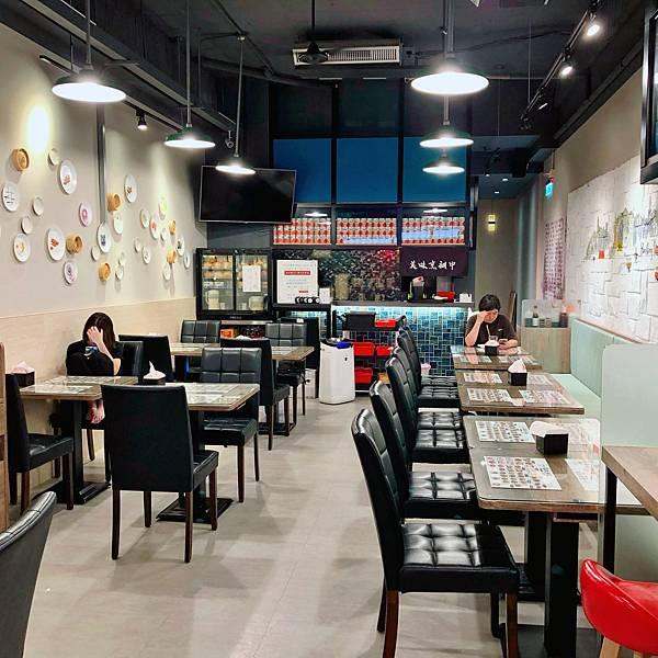 台北 中山區 港式 港飲港食茶餐廳 店內01.JPG