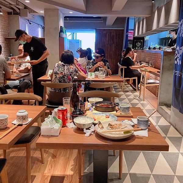 台北 中山區 中山國中站 鮨一食堂 日式定食 店03.JPG