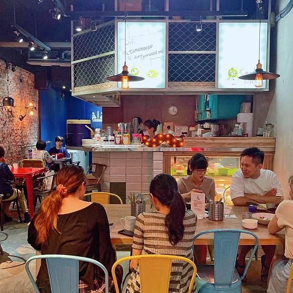 台北 中山站 早午餐 咖啡廳 夢鹿咖啡05.JPG