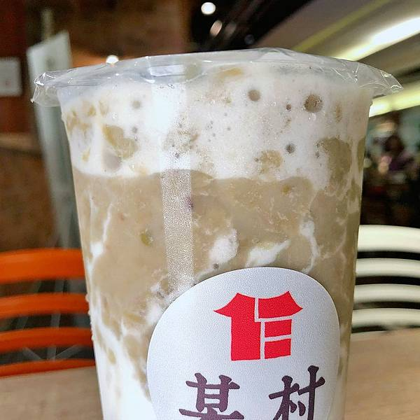 某村 台北京站 限定快閃 綠豆牛奶 初鹿 霜淇淋03.JPG