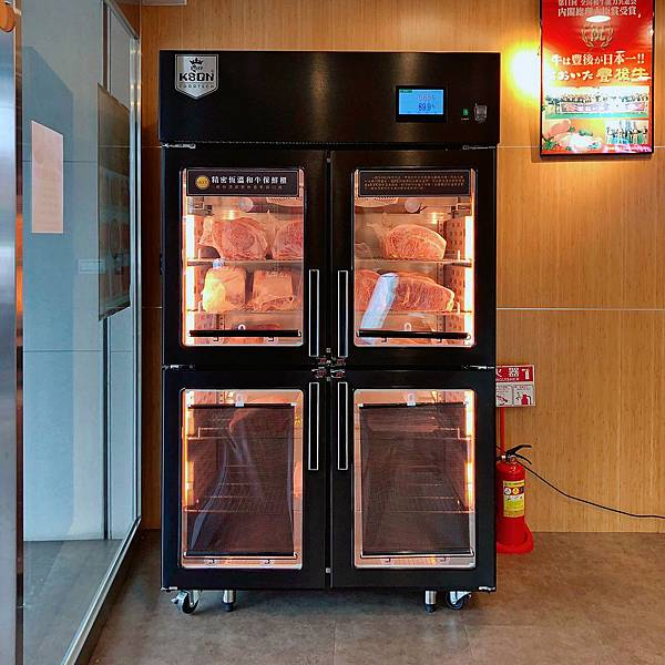台北 中山區 大直 日和A5和牛專賣 月見牛丼 燒肉 牛排 料理 食譜05.JPG