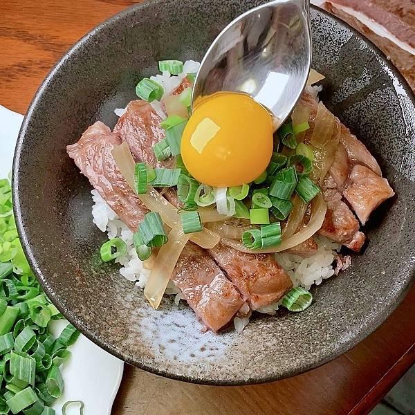 台北 中山區 大直 日和A5和牛專賣 月見牛丼 燒肉 牛排 料理 食譜27.JPG