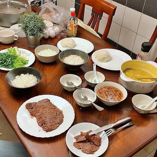 台北 中山區 大直 日和A5和牛專賣 月見牛丼 燒肉 牛排 料理 食譜25.JPG