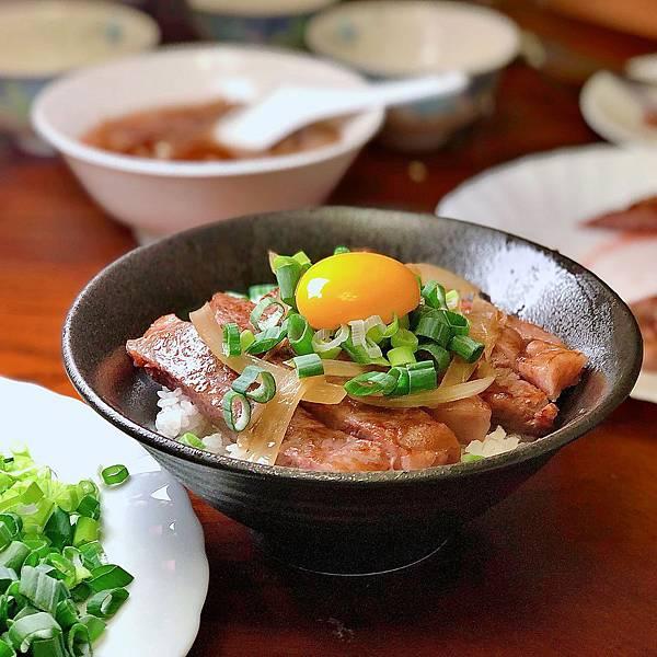 台北 中山區 大直 日和A5和牛專賣 月見牛丼 燒肉 牛排 料理 食譜31.JPG