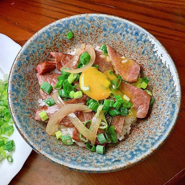 台北 中山區 大直 日和A5和牛專賣 月見牛丼 燒肉 牛排 料理 食譜28.JPG