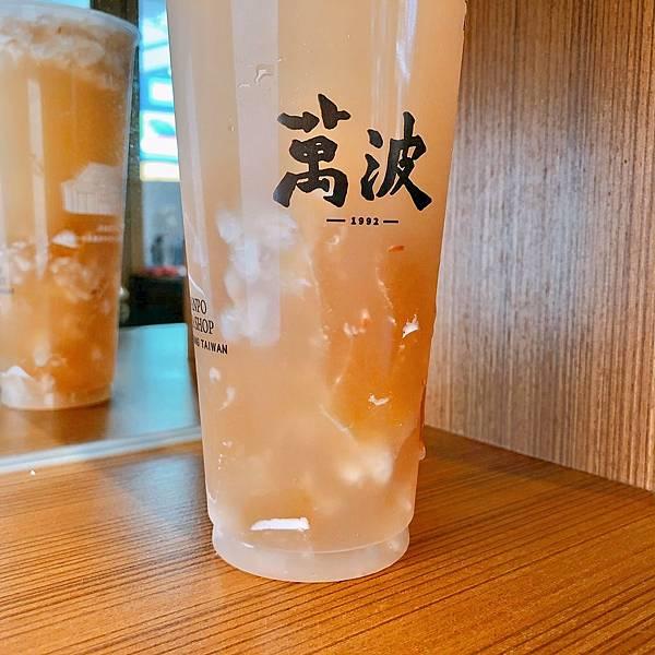 新北 土城 海山 裕民路 飲料 萬波 楊枝甘露 荔枝 05.JPG