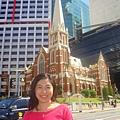 在anne street的上教堂,是主為小兔子蓋的嗎??