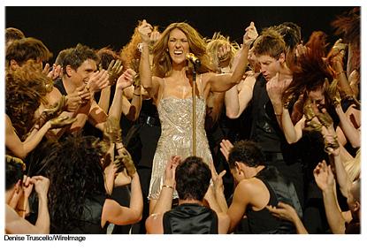 百老匯型的演出內容