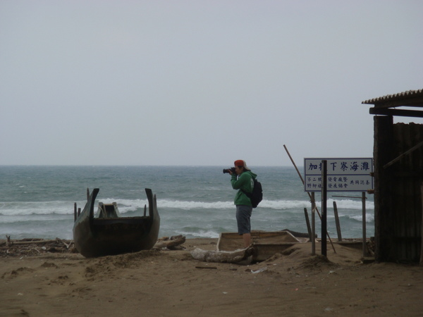 無人的海邊   特別有FU.JPG