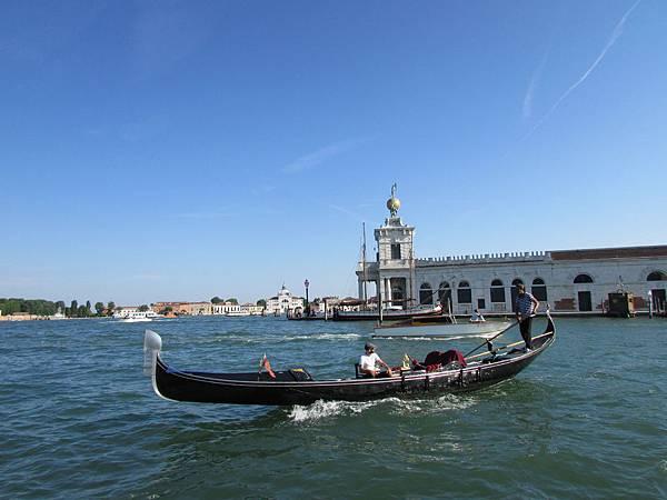 威尼斯的自助旅行