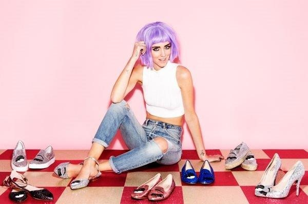 Chiara Ferragni 創立了同名女鞋品牌-眨眼鞋.jpg