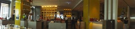 【食】W Hotel的kitchen table buffet