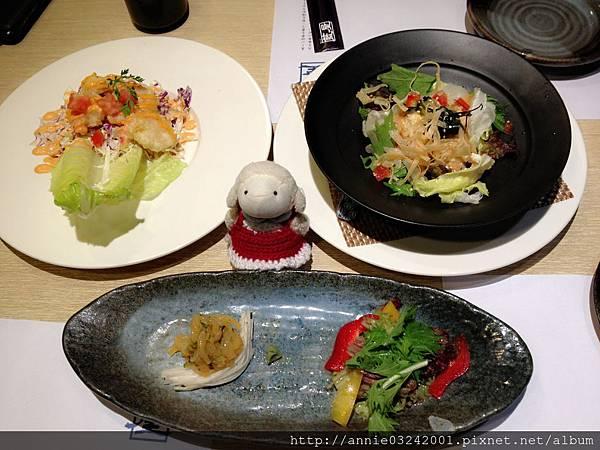 藍屋日本料理-沙拉