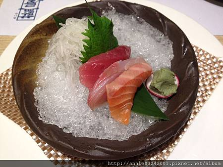 藍屋日本料理-刺身