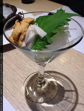 藍屋日本料理-海膽刺身