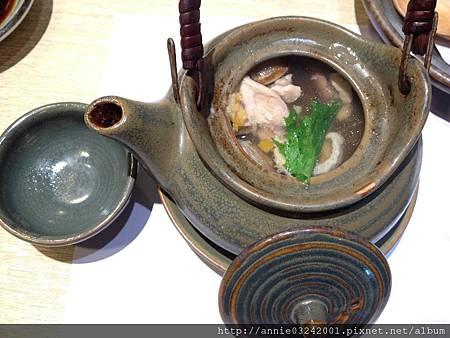 藍屋日本料理-土瓶蒸