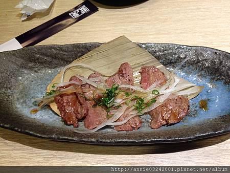 藍屋日本料理-嫩切牛肉
