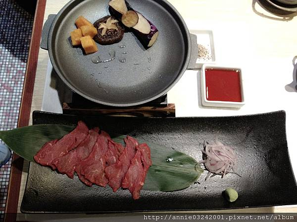 藍屋日本料理-燒烤菲力