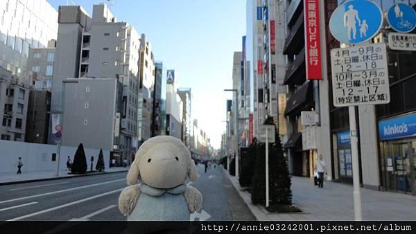 0915銀座-步行者天國