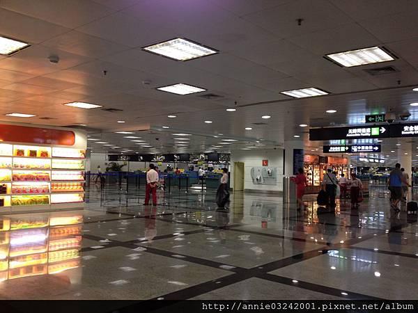 20121029 廈門機場