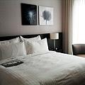艾美酒店-一大床的雙人房