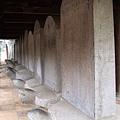 孔子廟的石龜