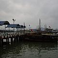 下龍灣碼頭