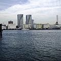 東京灣景色