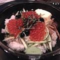 森井的鮭魚丼