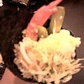 蝦蘆筍手卷