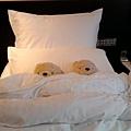 艾美酒店-熟睡的小熊