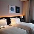 艾美酒店-雙人小床的房間