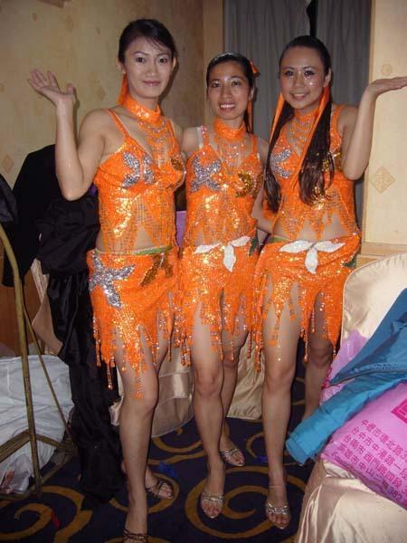 我們這組的3位辣妹&辣媽