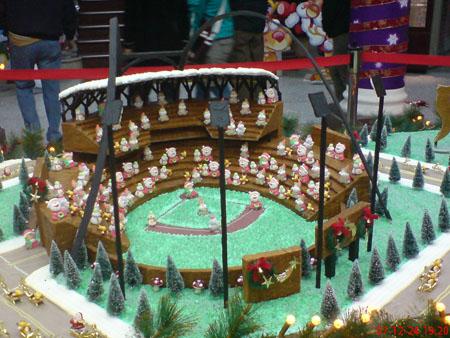 聖誕老公公體育館