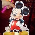 可愛的米老鼠(台中市政府發送的花燈)
