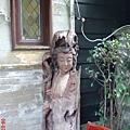 木雕觀音菩薩