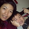 2010/1/27 我們用手機倆自拍