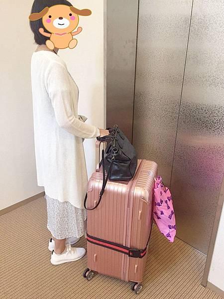 行李打包清單,日本東京行李,行李箱推薦37比