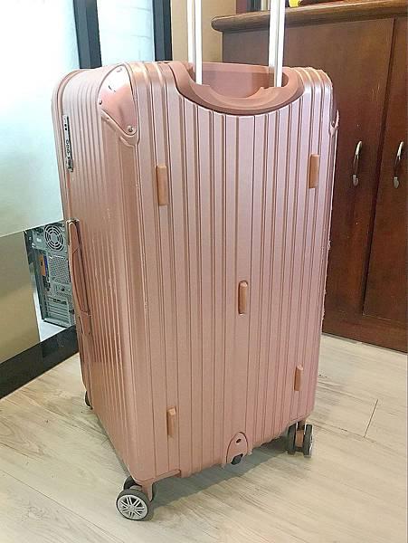 行李箱推薦/奧莉薇閣37比運動版行李箱/冬季行李打包/專業行李箱
