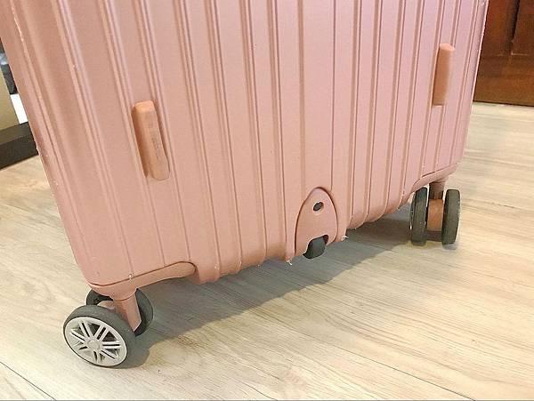 奧莉薇閣37比運動版行李箱%2F行李箱推薦/冬季行李打包/專業行李箱
