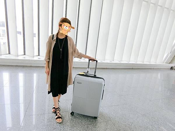 純PC行李箱之韓國旅遊6