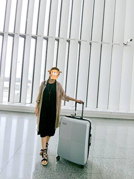 純PC行李箱之韓國旅遊5