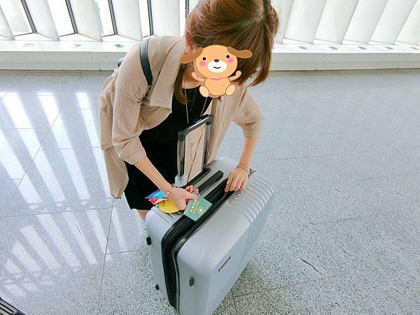 純PC行李箱之韓國旅遊9