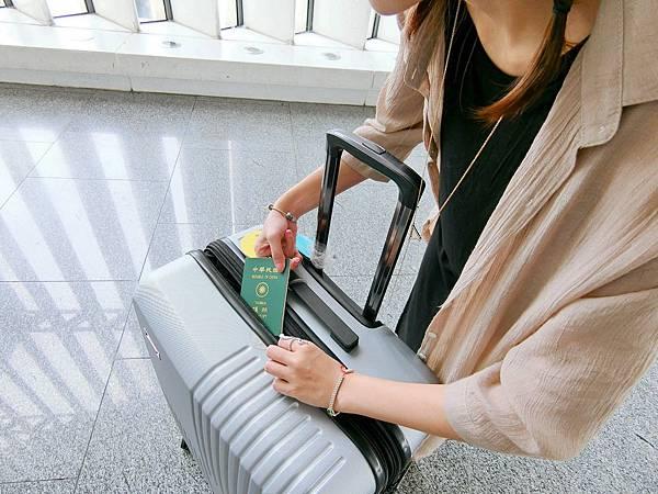 純PC行李箱之韓國旅遊10