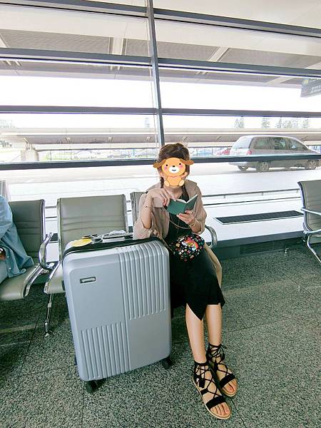 純PC行李箱之韓國旅遊14