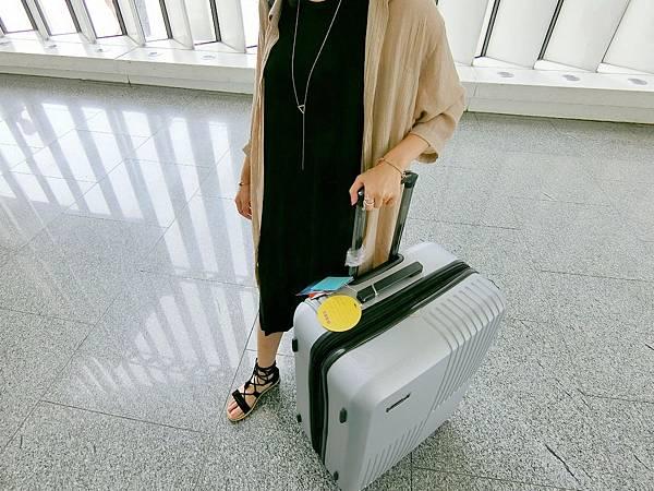 純PC行李箱之韓國旅遊8